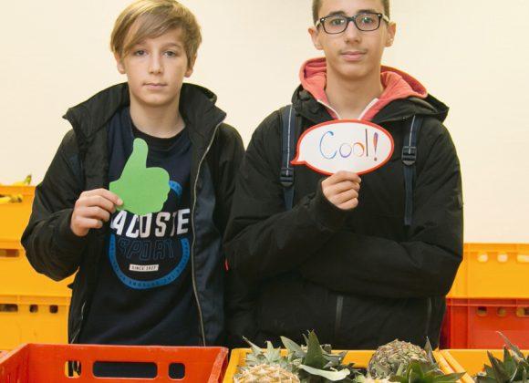 Foodsharing-Essen