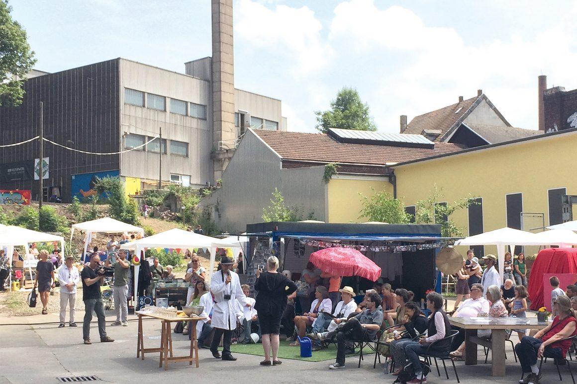 Nachbarschaftsmarkt: Hier trifft sich das Quartier!
